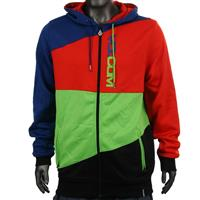 Blue Volcom Cane Hydro Fleece Mens