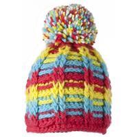 Blush Obermeyer Ski School Knit Hat Girls