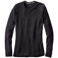Smartwool NTS Midweight 250 Crew - Women's - Charcoal Heather