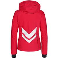 Fire Red Bogner Dory Jacket Womens