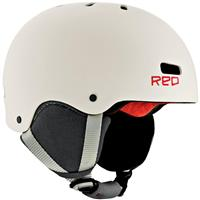 Bonzai RED Trace Grom Helmet Youth