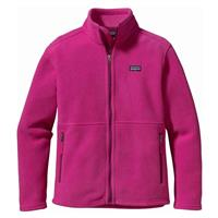 Bougainvilliea Patagonia Simple Synchilla Jacket Girls