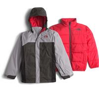 Mid Grey The North Face Boundary Triclimate Jacket Boys