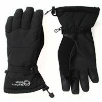 Black Northern Ridge Mountain Range Gloves