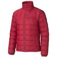 Brick Marmot Ajax Jacket Mens