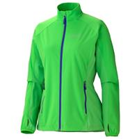 Bright Grass Marmot Fusion Jacket Womens