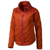 Bright Rust Marmot Abigal Jacket Womens