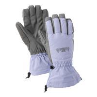 Bright White Burton Profile Glove Womens
