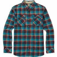 Larkspur Yolo Plaid Burton Brighton Flannel LS Woven Mens