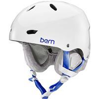 Gloss White Bern Brighton EPS Helmet Womens