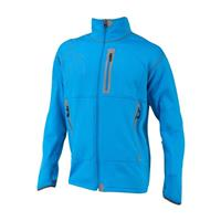 Brilliant Blue Spyder Bandit Full Zip Fleece Jacket Mens
