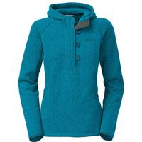 Brilliant Blue The North Face Crescent Sunset Hoodie Womens