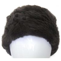 Mitchie's Matchings Rabbit Fur Headband - Women's