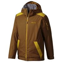 Brown Moss / Green Mustard Marmot Outer Limits Jacket Boys