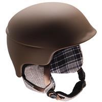 Brown RED Theory Helmet