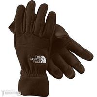 Brown The North Face Denali Glove Girls