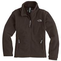 Brown The North Face Khumbu Jacket Girls