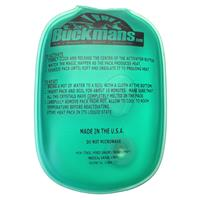 Buckmans Logo Hotshotz 3x5 Re Usable Hand Warmer