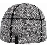 HeGrey Bula Checked Beanie Youth
