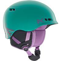 Flutter Teal Anon Burner Helmet Youth