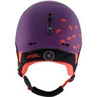 Purple Anon Burner Helmet Youth