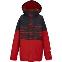 Burner Sloppy Stripe Block Burton Symbol Jacket Boys