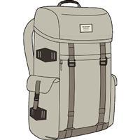 Pelican Slub Burton Annex Backpack 19