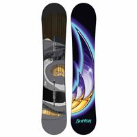 154 Burton Custom 20th Anniversary LTD Snowboard Mens