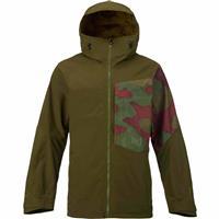 Jungle / Hombre Camo Burton AK 2L Boom Jacket Mens