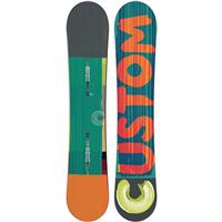 165 Wide Burton Custom Snowboard Mens