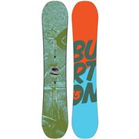 158 Wide Burton Descendant Snowboard Mens
