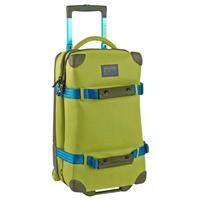 Toxin Bonded Ripstop Burton Wheelie Double Deck Travel Bag