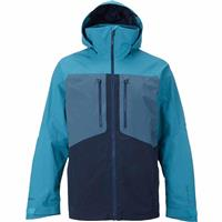 Larkspur / Washed Blue Burton AK 2L Swash Jacket Mens