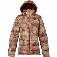 Storm Camo Burton AK Baker Down Insulator Jacket Womens