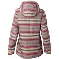 Agave Stripe Burton AK Gore Tex 2L Embark Jacket Womens