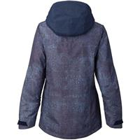 Indigo Floral / Mood Indigo Burton AK Gore Tex 2L Embark Jacket Womens