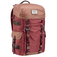 Rose Brown Flt Satin Burton Annex Backpack 19