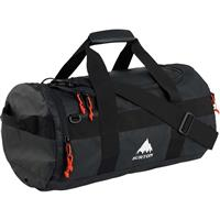 True Black Tarp Burton Backhill Duffel Bag Medium