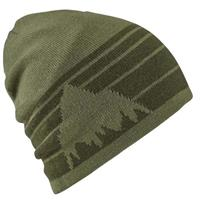 Clover / Forest Night Burton Billboard Slouch Reversible Beanie