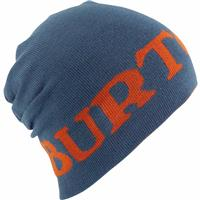 Washed Blue / Maui Burton Billboard Slouch Beanie