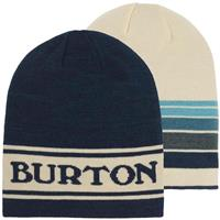 Almond Milk Burton Billboard Slouch Reversible Beanie