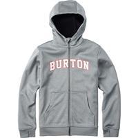 Burton Bonded Full Zip Hoodie Boys