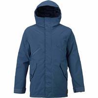 Washed Blue / Larkspur Burton Breach Jacket Mens