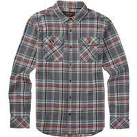 Monument Fleck Plaid Burton Brighton Flannel LS Woven Mens