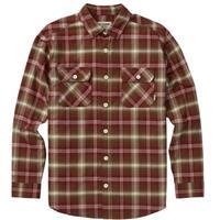 Sparrow Pine Plaid Burton Brighton Flannel Shirt Mens