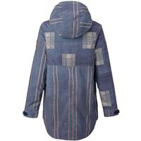 Burton Cerena Parka Jacket - Women's - Rainbow Stripe