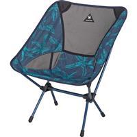Tropical Print Burton Chair One
