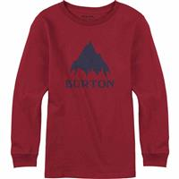 Process Red Burton Classic Mountain LS Tee Boys