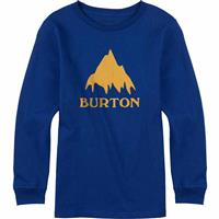 True Blue Burton Classic Mountain LS Tee Boys