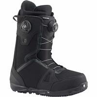 Black Burton Concord Boa Snowboard Boots Mens